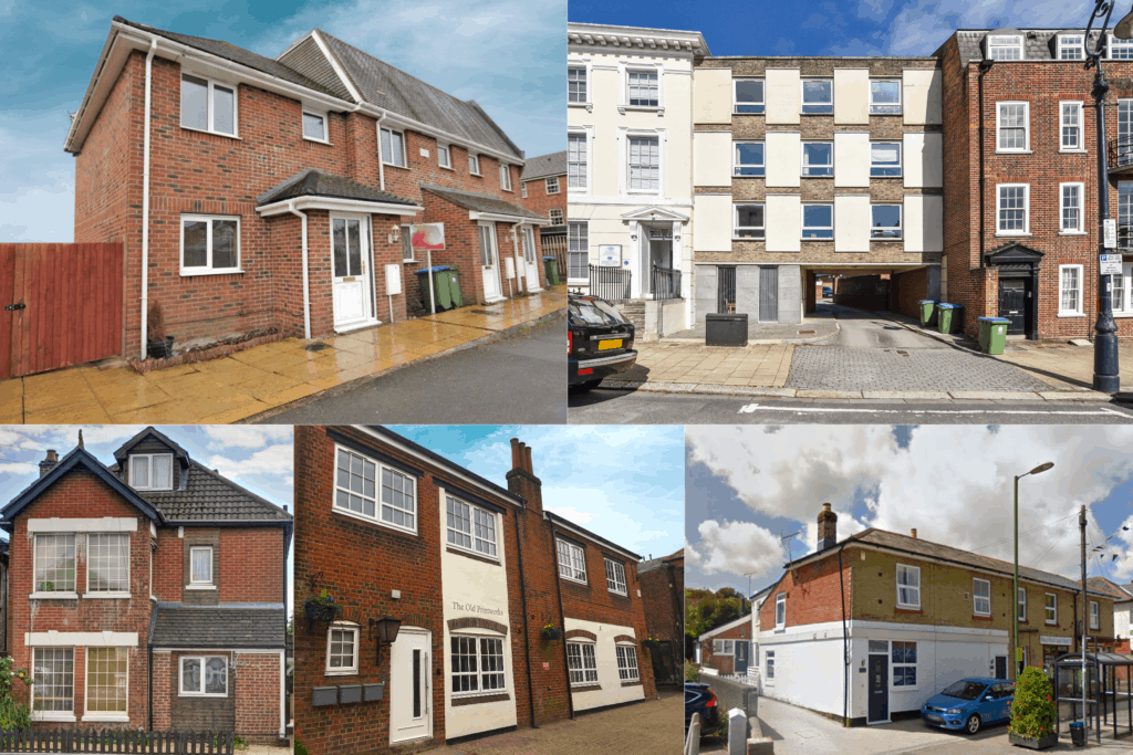 Completed Projects: King Property Developments Limited