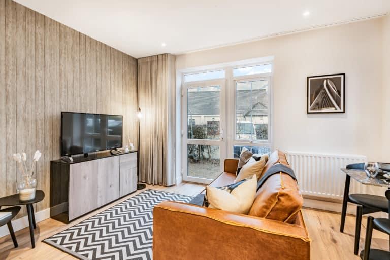 Living Room | Priors Corner