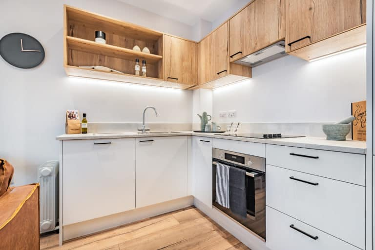 Priors Corner | Integrated Kitchen