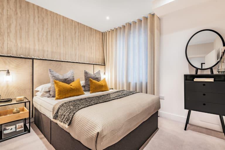 Bedroom | Priors Corner