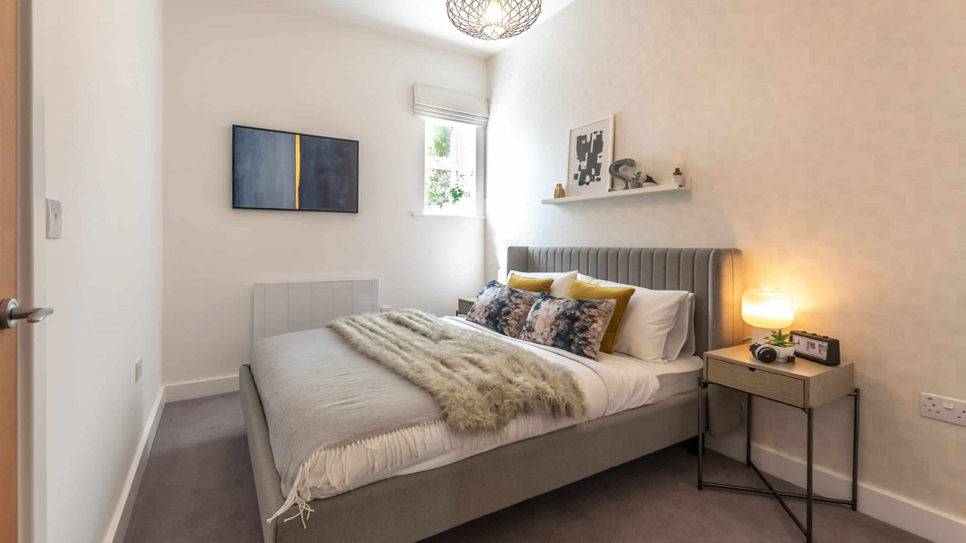 Southern House Property: Bedroom