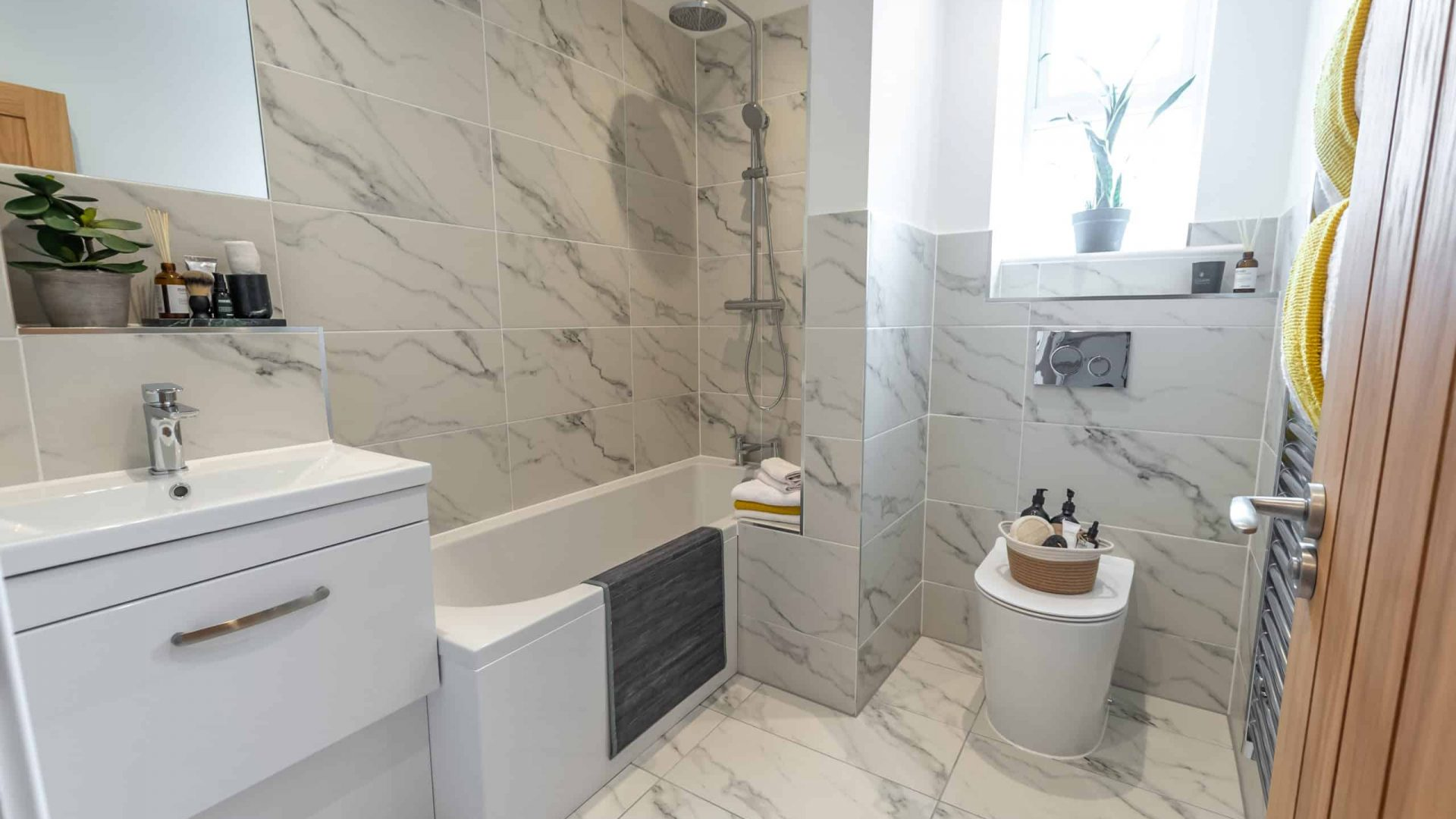 Southern House Property: Bathroom